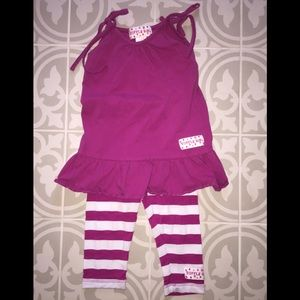 Ruffle Girl outfit size-4t